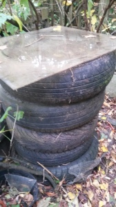 tyre-worm-bin